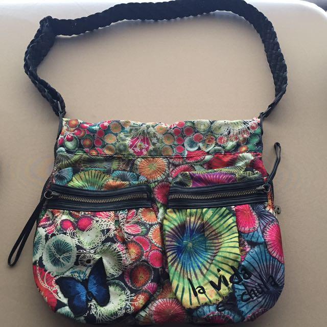Desigual Bag with FREE Desigual Shirt