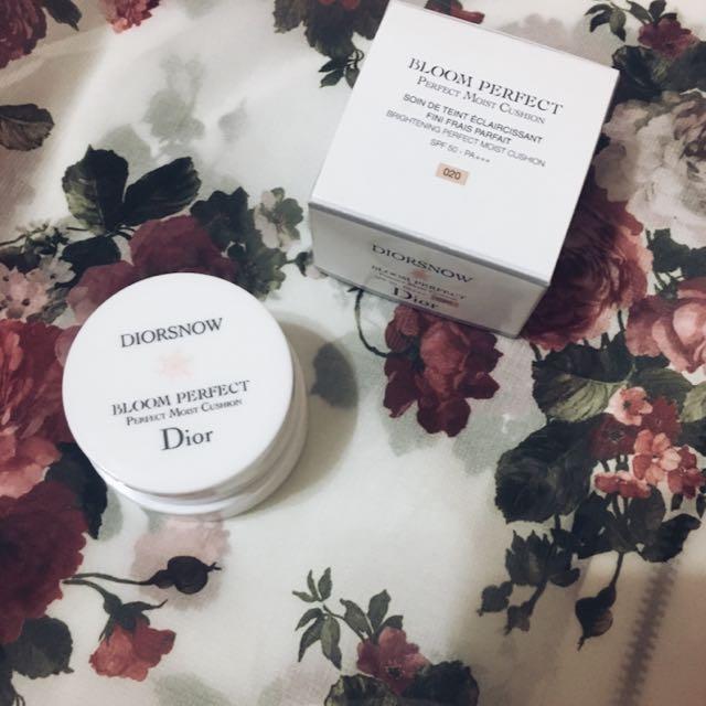 Dior 小氣墊粉餅