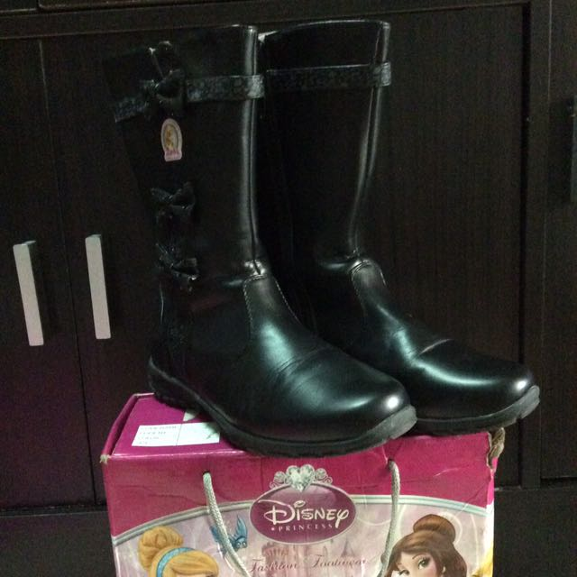 disney princess boots