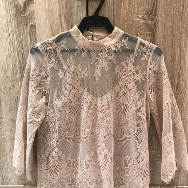 Ever New Lace Top