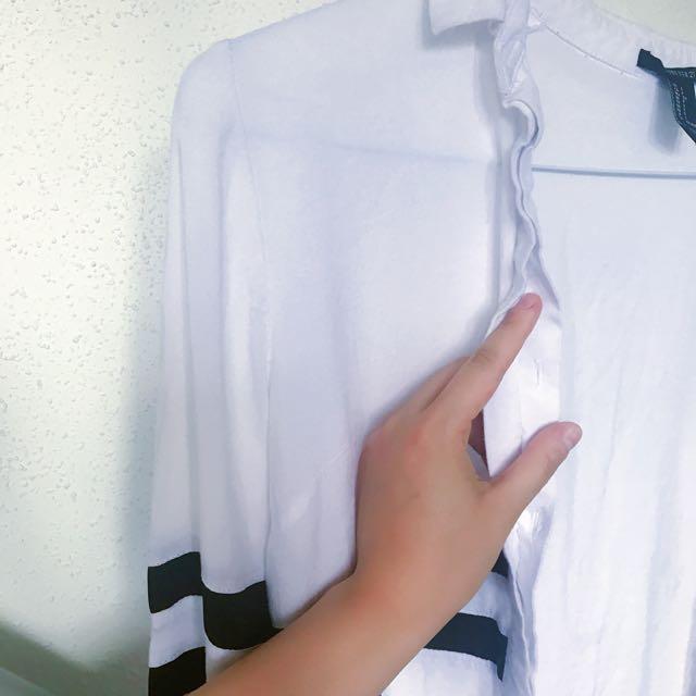 F21 Casual Shirt/Jacket