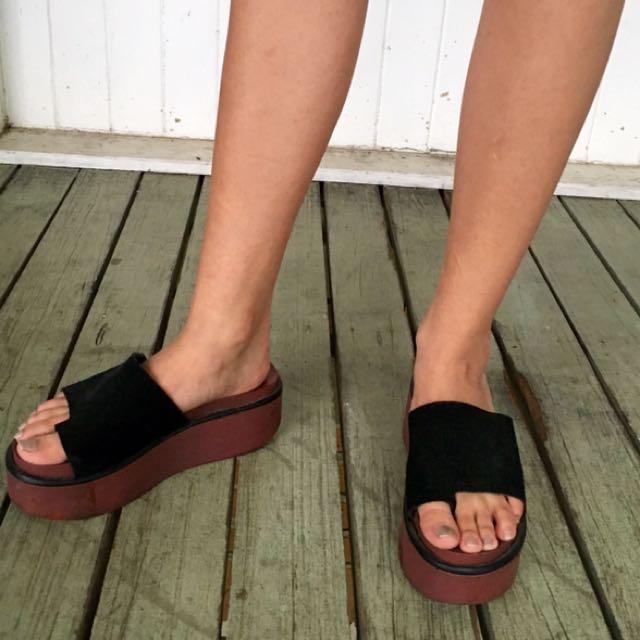Flatforms / Platform Sandals