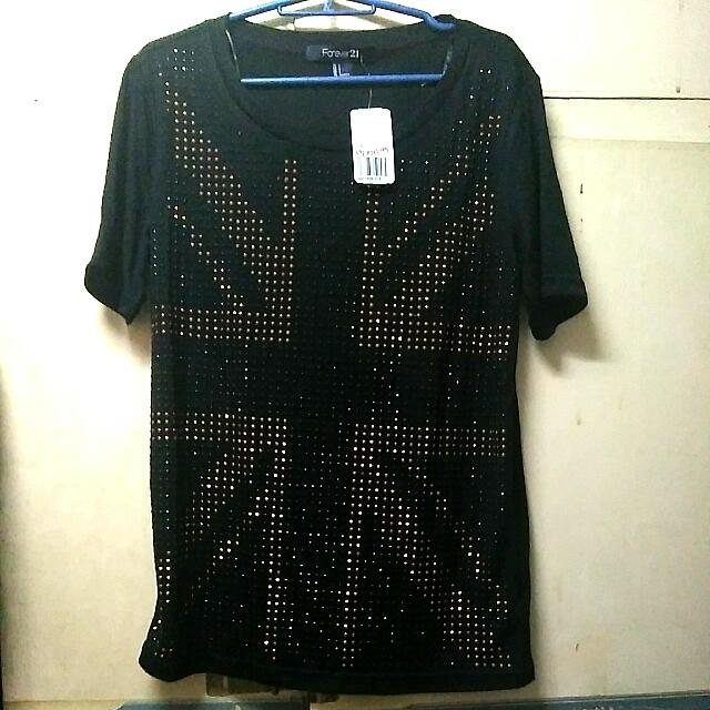 Forever 21 Shirt (Authentic and New)