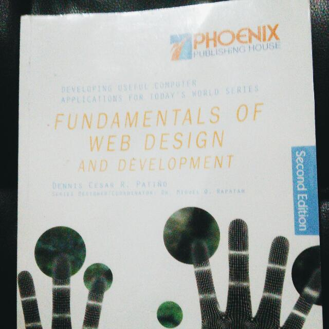 Fundamentals of Web Design and Development