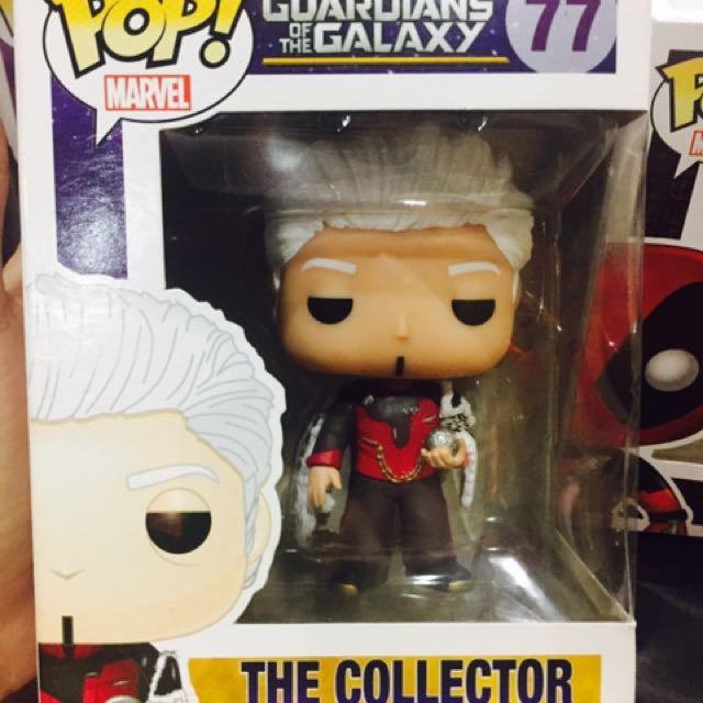 Funko Pop The Collector