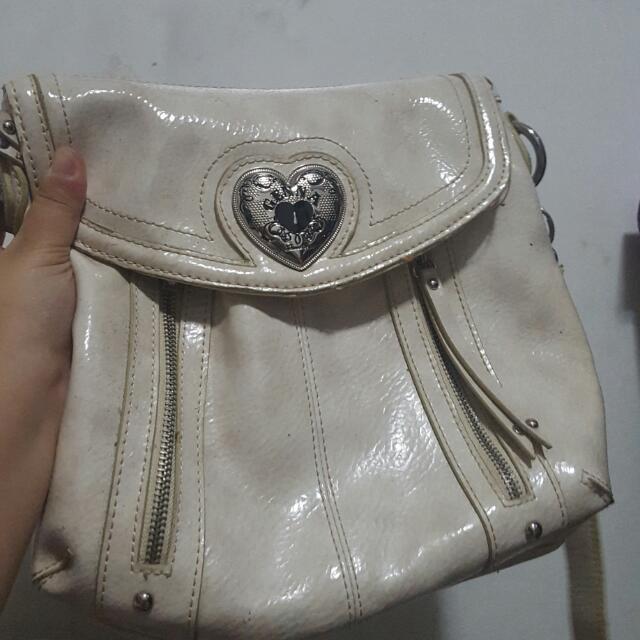 genna white bag