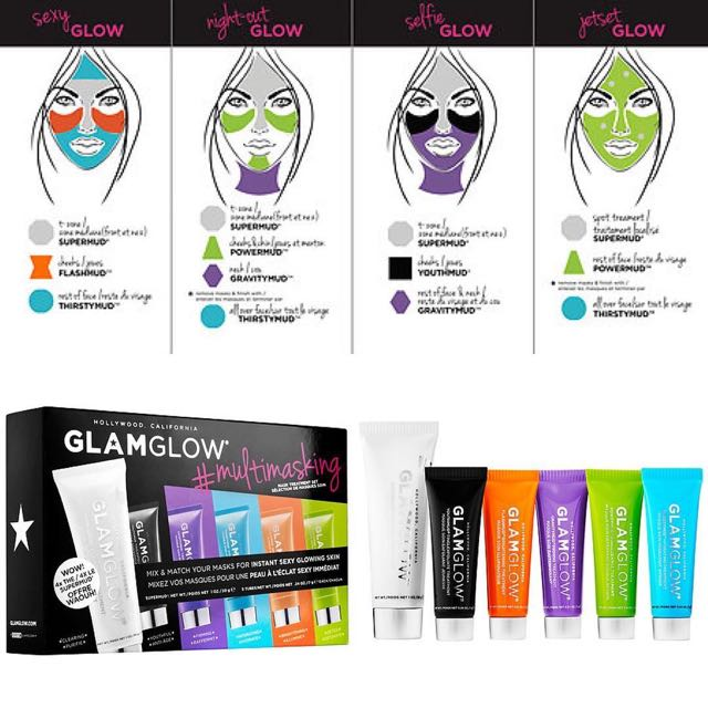 glamglow multimasking的圖片搜尋結果