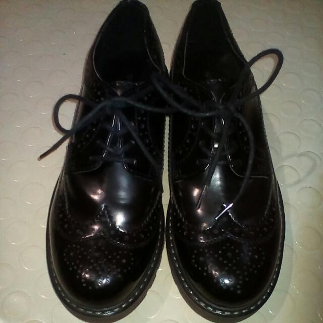 Graceland Black Shoes