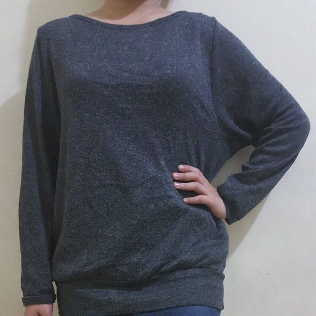 Gray Longsleeves