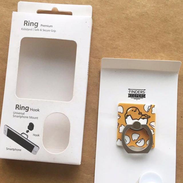 Gudetama I-ring