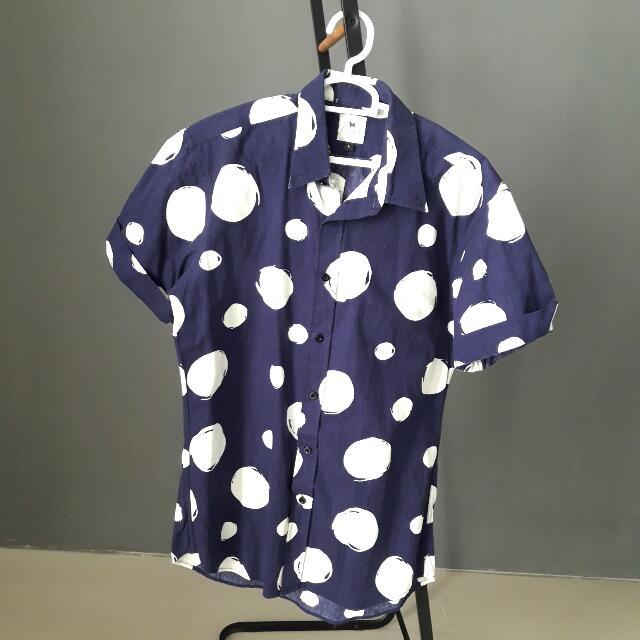 Gusnot Bubble Shirt