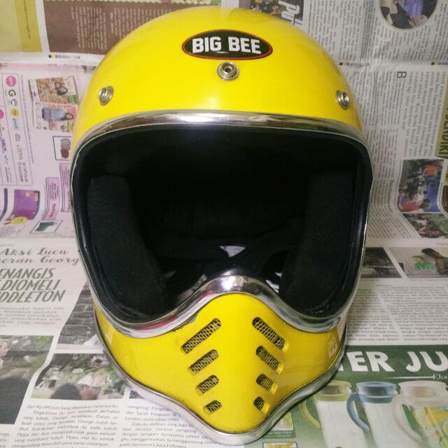 Helm Cakil Custom