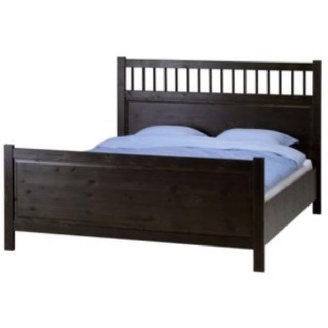 Hemnes Double Bed