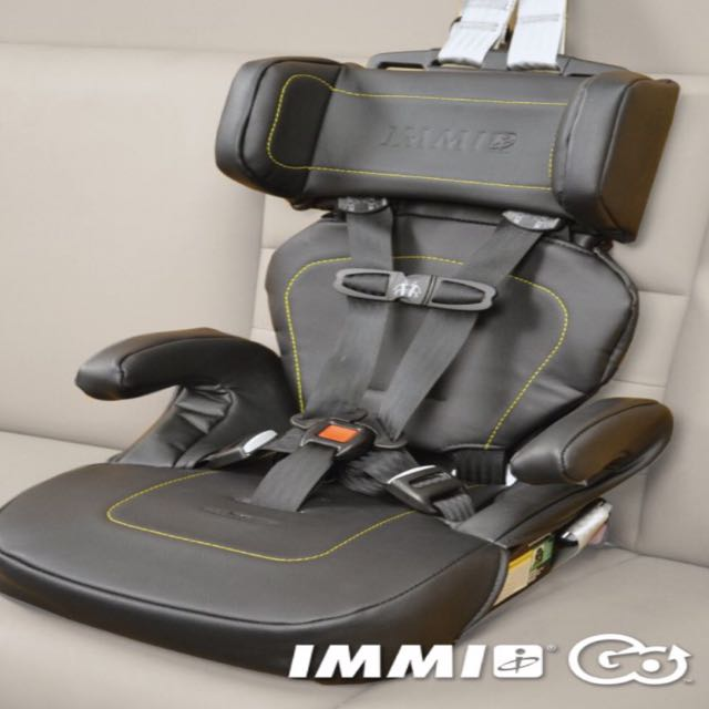 IMMI Go Folding Toddler Kid Car Seat Accessories On Carousell