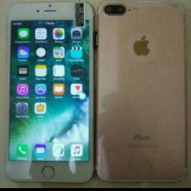 Iphone 7+ HDC 128gb