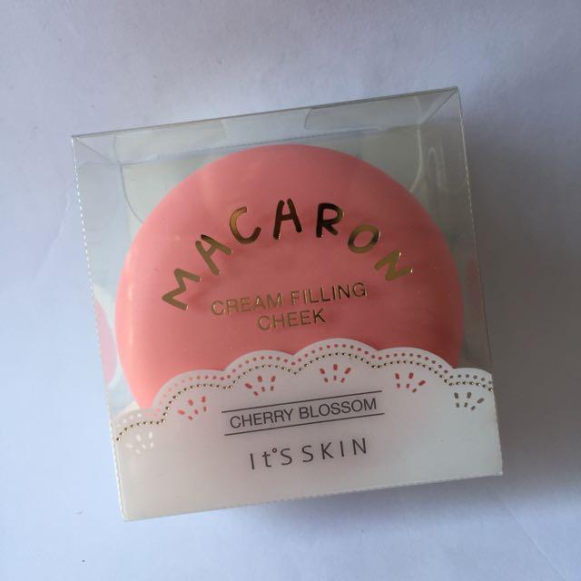 It's Skin Macaron Cream Filling Cheek