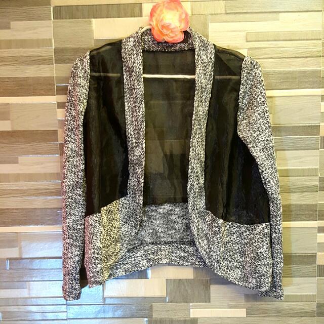 Jacket Citro Black Gray (Classified)