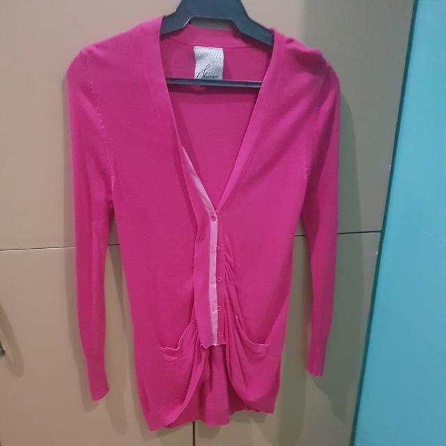 Kashieca Pink Cardigan 100 Only