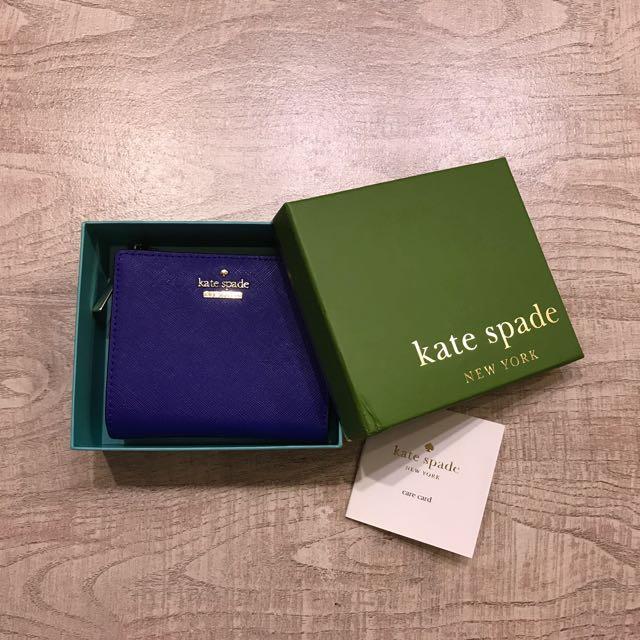 Kate Spade 經典短夾