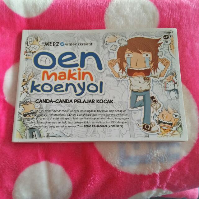 Komik Oen Makin Koenyol