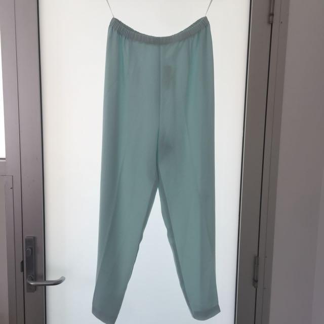 Light Blue Trousers Festival