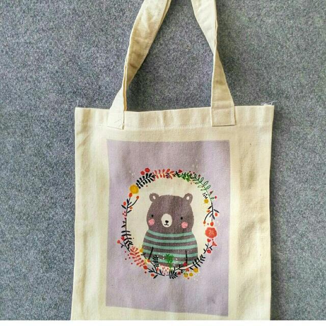 Limited Design Tote Bag