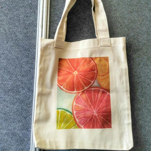 Limited Design Tote Bag