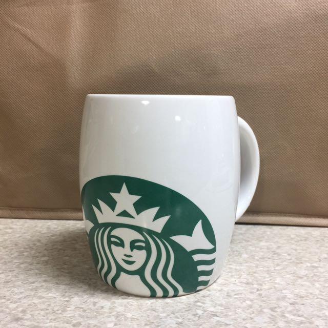 星巴克logo杯