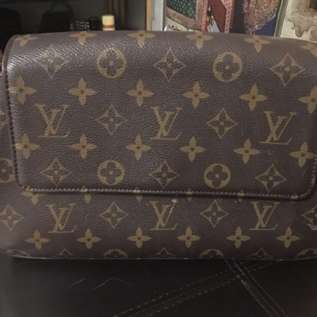 louis vuitton handbag( not real)