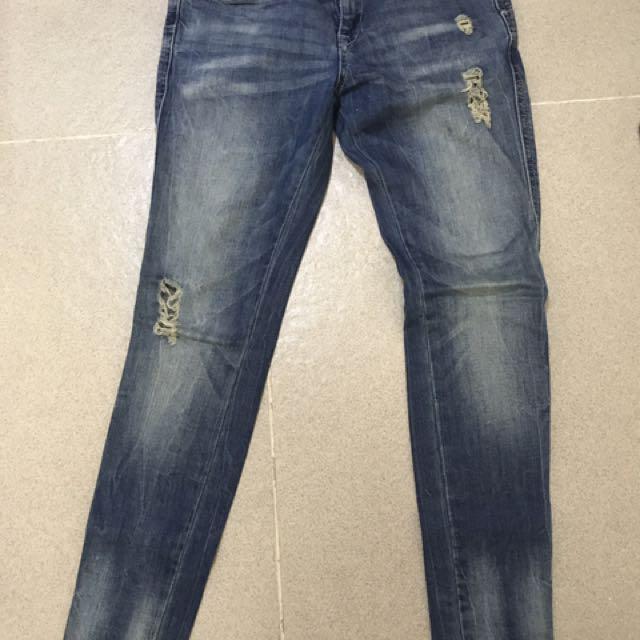 Mango Jeans ( Sooo Pretty In Person)