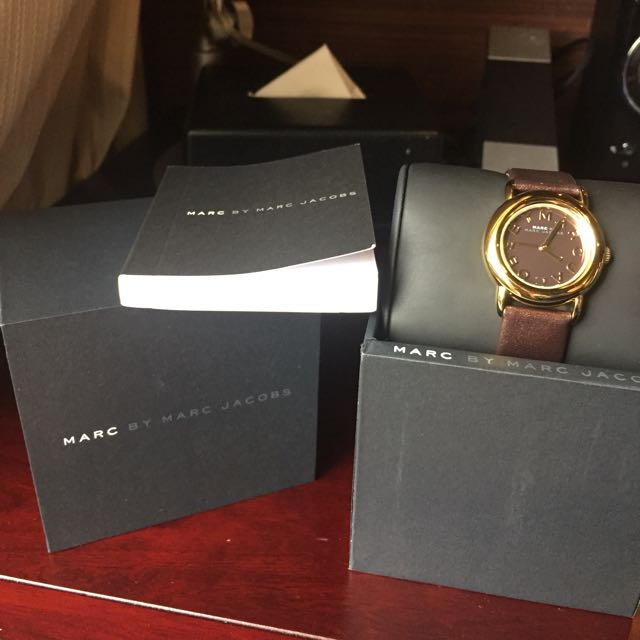 Marc By Marc Jacobs Wrist Watch