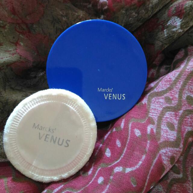 Marcks' VENUS Loose Powder (01 / INVISIBLE)