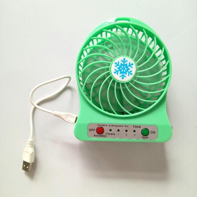 Repriced🔻Mini Portable Fan