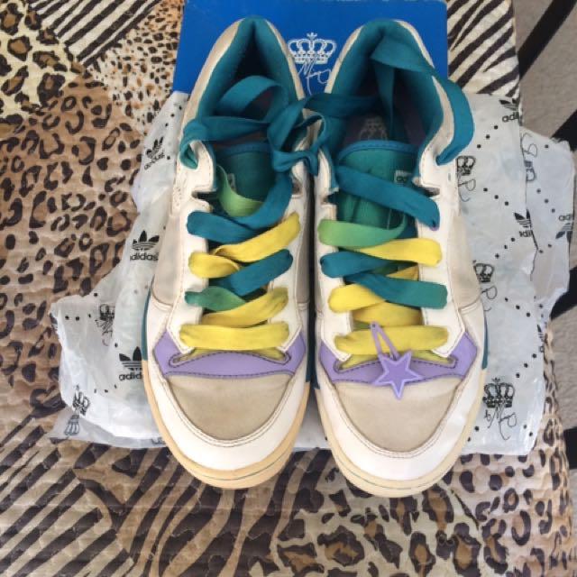 Missy Elliott Respect Me Adidas Joggers Size 7/38