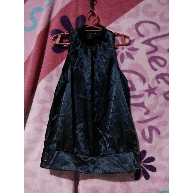 Navy Blue top for women