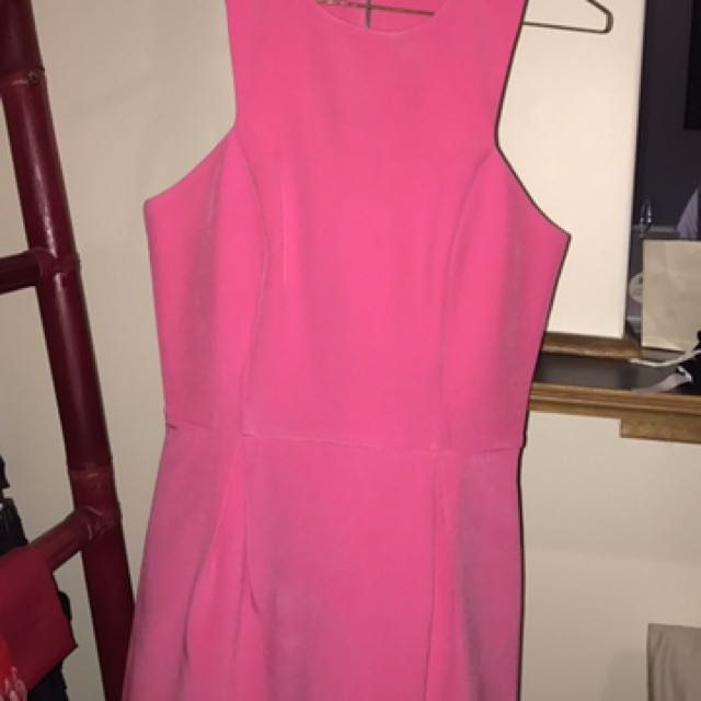 Nicholas Pink Dress Size 10