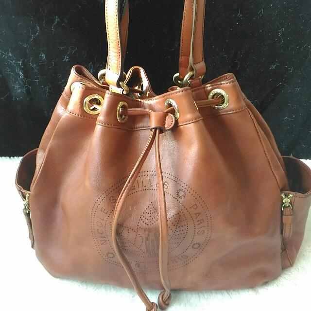 Nicole St. Gilles Bucket Bag