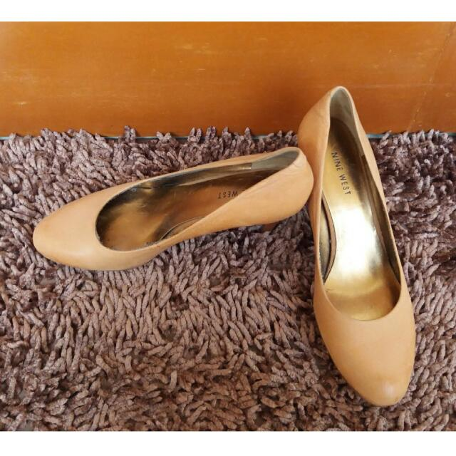 Nine West Brown Shoes ORI 18da245142