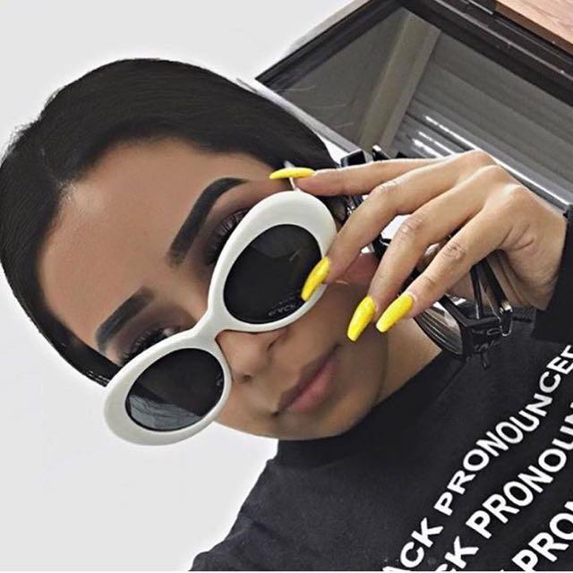 No More Drama Sunglasses