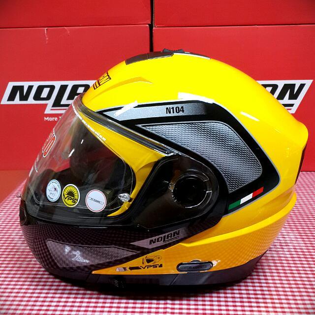 Helm Nolan N104 Flip Up
