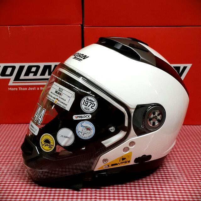 Helm Nolan N44 Modular - White