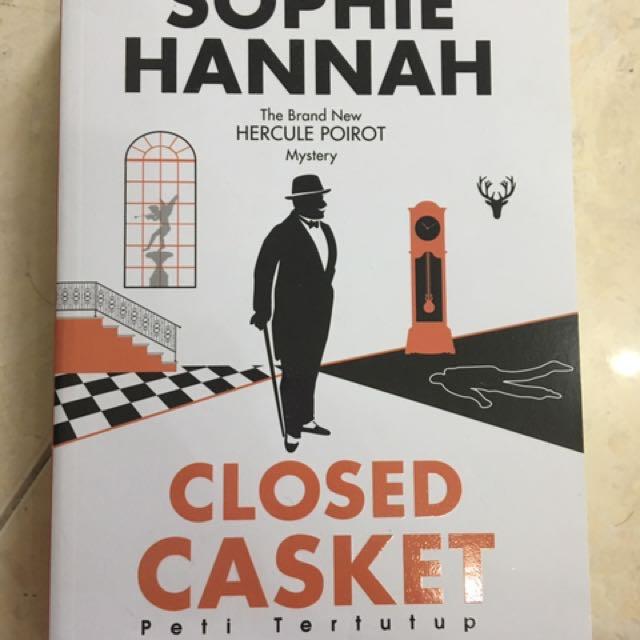 Novel Agatha Christie - Closed Casket