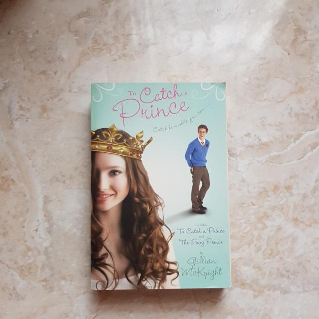 Novel Inggris To Catch A Prince (English)