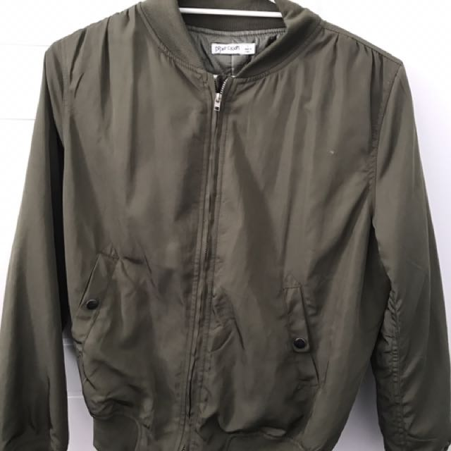 Oliver Green Bomber Jacket