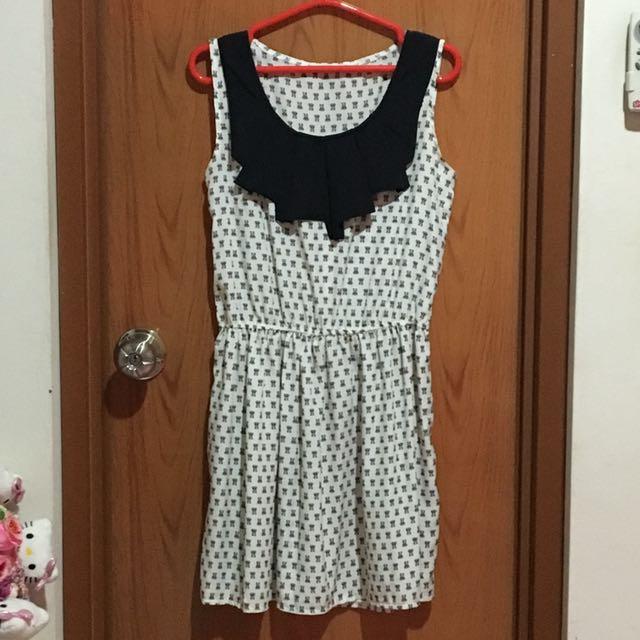 Panda Dress 1