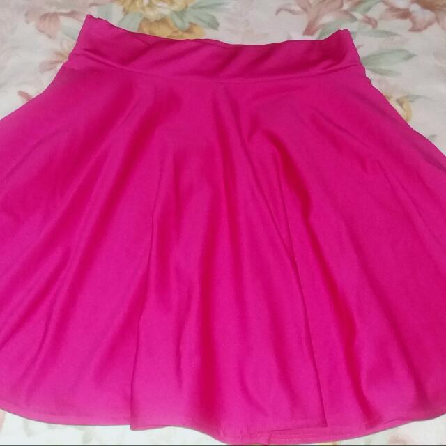 💕Pink Skirt