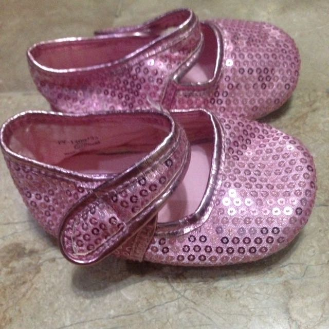 Pitter Pat Shoes size 20