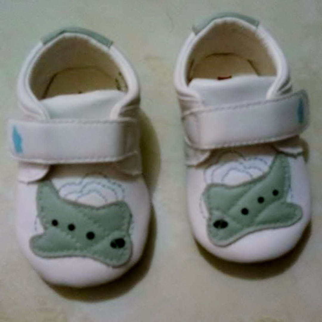 Pitter-Pat Baby Shoes