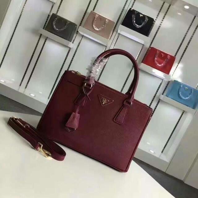 Prada Bag- Authentic- 2,150  Pre-0rder Just Pm Me