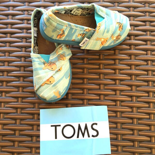Preloved Toms Classic Kol Fish